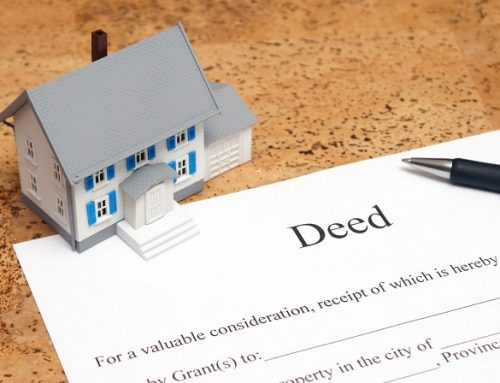 Buying Property – The Importance Of Real Estate Deed Preparation